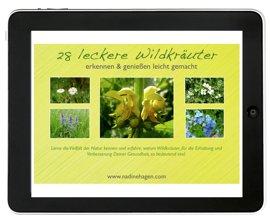 28 leckere Wildkräuter - eBook