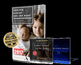 Endlich Schlaf für Ihr Baby – eBook-Audio