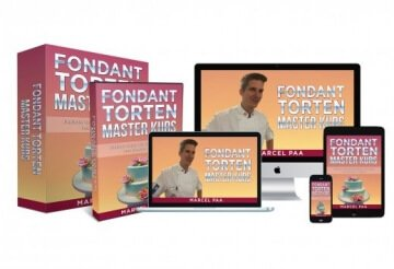 Fondant Torten - Online Masterkurs