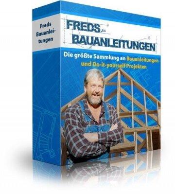 Fred's Bauanleitungen - Über 5.000 digitale Bauanleitungen