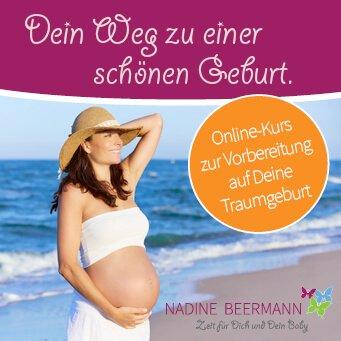 Geburtsvorbereitung - Onlinekurs