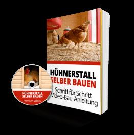 Hühnerstall selber bauen - Schritt für Schritt Videoanleitung