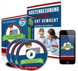 Kostenrechnung lernen leicht gemacht - Online Kurs
