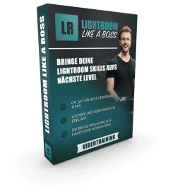 Lightroom like a Boss - Videotraining