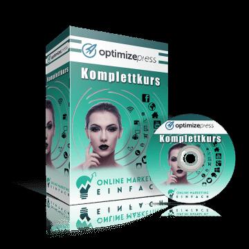 OptimizePress - Online Komplettkurs
