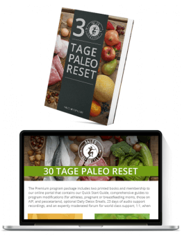 Paleo Lifestyle Challenge Reset 30 Tage - Kurs