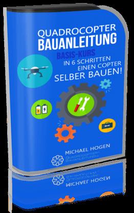 Quadrocopter Bauanleitung - Online Kurs