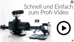 Schnell und Einfach zum Profi-Video - Videotraining