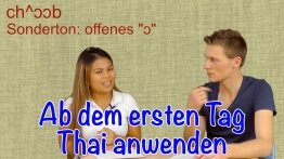 Thai ab dem ersten Tag anwenden - Online Crashkurs