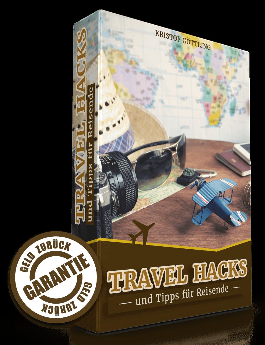 Travel Hacks und Tipps für Reisende - Videokurs