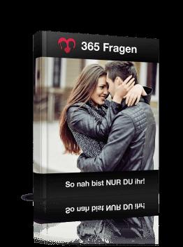 365 Fragen - So nah bist NUR DU ihr! - eBook