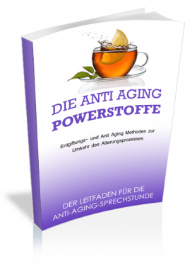 Anti Aging Powerstoffe zum Jung bleiben - eBook