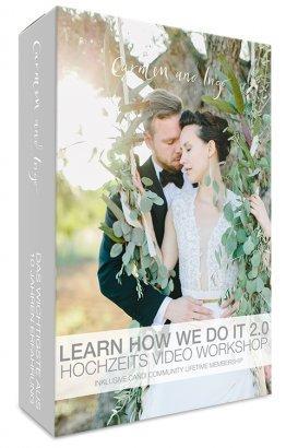 Der Hochzeitsfotografie Workshop - Online Kurs