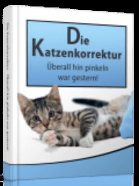 Die Katzenkorrektur - Überall hinpinkeln war gestern! - eBook