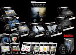 Die Macht deiner Entscheidung - Audio Serie