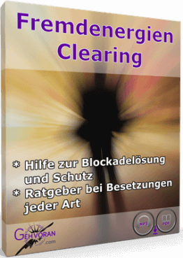 Fremdenergien Clearing - Audio/eBook