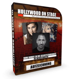 Hollywood on Stage III - Die Aufzeichnung