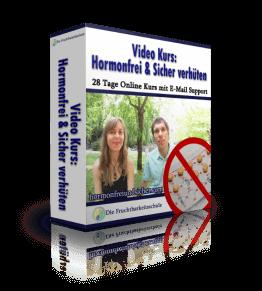 Hormonfrei & Sicher Verhüten - Online Videokurs