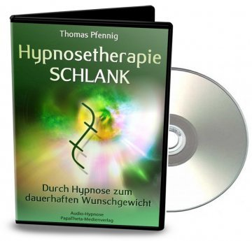 Hypnosetherapie SCHLANK - Audio