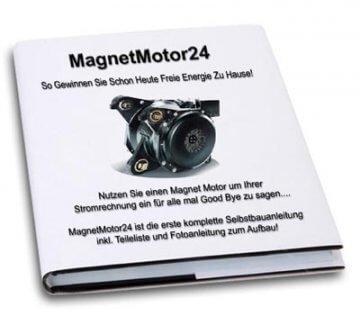 MagnetMotor24 System - eBook