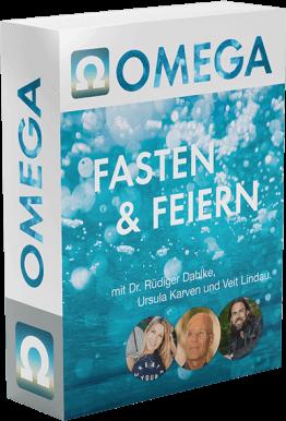 OMEGA Kur - Fasten & Feiern - Online Kurs