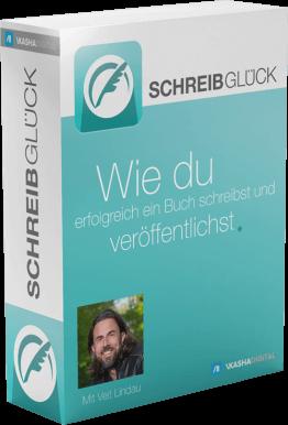 Schreibglück - Schreib dein Buch - Online Kurs
