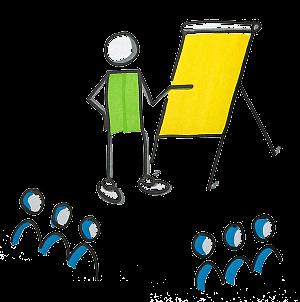 SinnSTIFTen - Skizzen und Flipcharts erstellen - Online Kurs