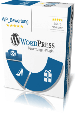 Wordpress Bewertungs-Plugin - Software