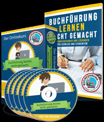 Buchführung lernen leicht gemacht - Online Kurs